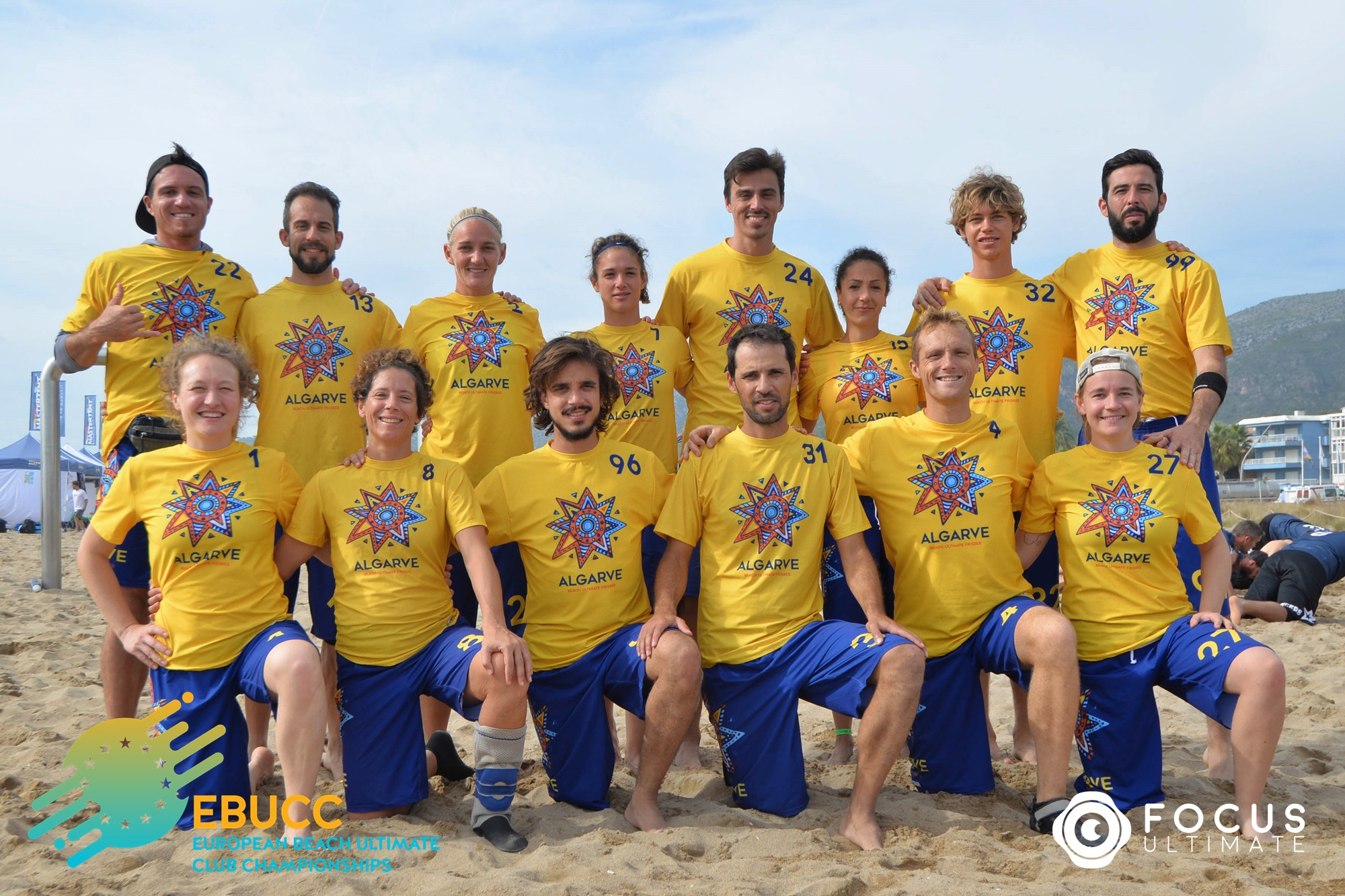 Team picture of UFA Mixed
